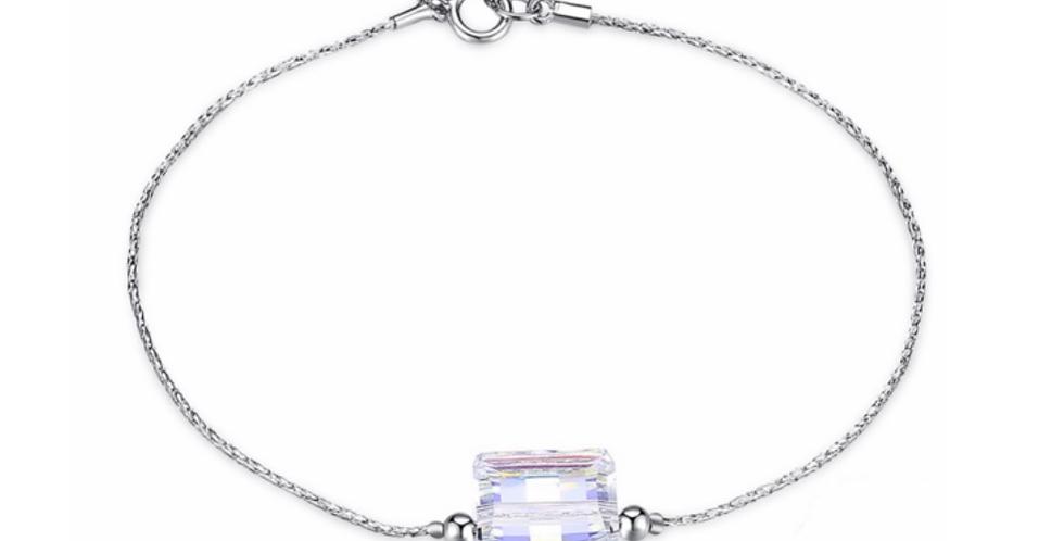 Armband Astrid 925 Sterling Silber Swarovski