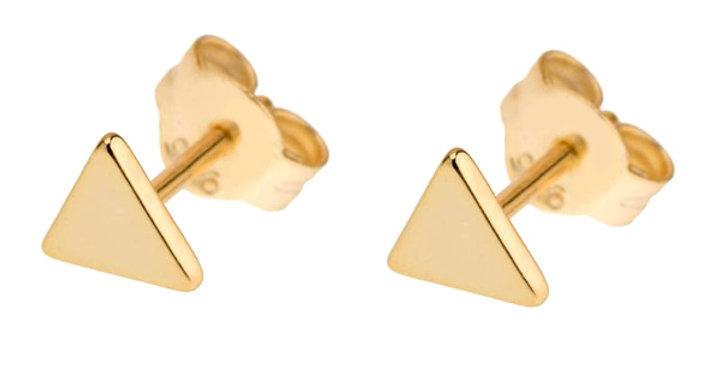 Ohrstecker Jonna 925 Sterling Silber vergoldet