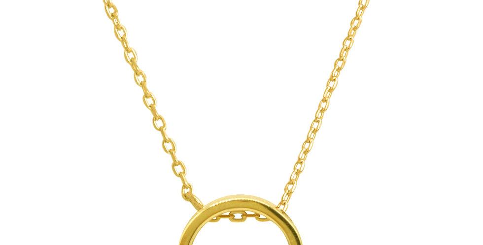 Kette Emilia 925 Sterling Silber vergoldet