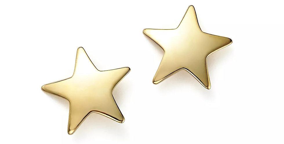 Ohrstecker Kaja 925 Sterling Silber vergoldet