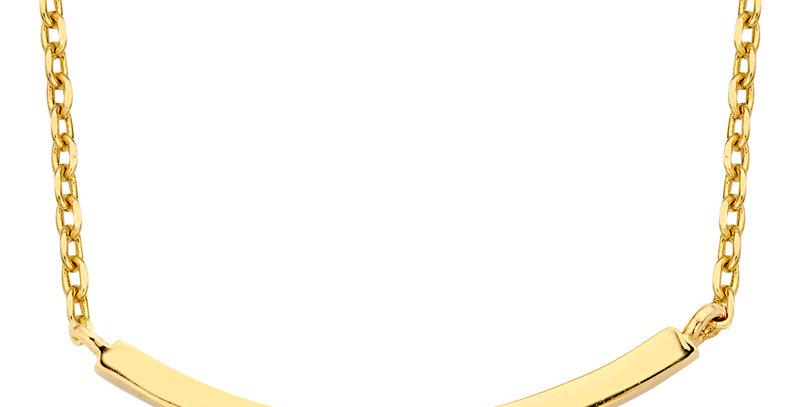 Kette Lena 585 Gelbgold