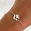 Thumbnail: Geschenkset Elenor 925 Sterling Silber vergoldet