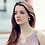 Thumbnail: Ohrhänger Freya 925 Sterling Silber rosévergoldet