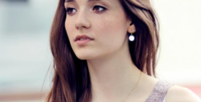 Ohrhänger Freya 925 Sterling Silber
