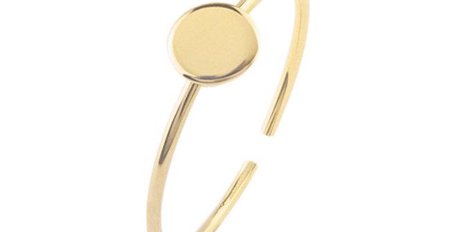 Ring Freya 925 Sterling Silber vergoldet