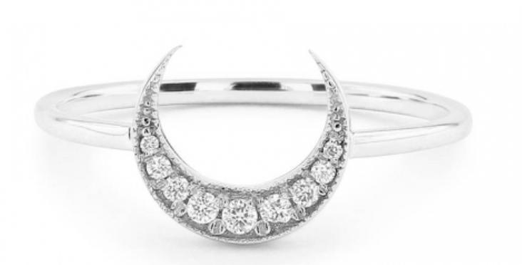Ring Mahina 925 Sterling Silber Zirkonia