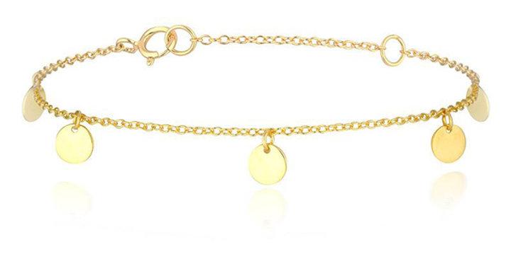 Armband Alva 925 Sterling Silber vergoldet