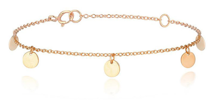 Armband Alva 925 Sterling Silber rosévergoldet