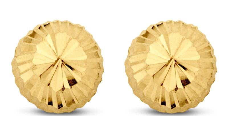 Ohrstecker Kim 585 Gelbgold