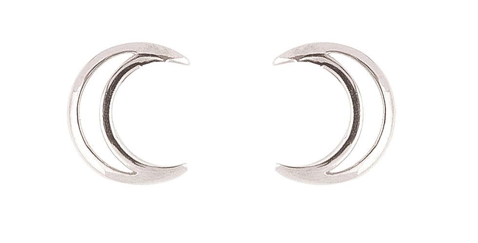 Ohrstecker Luna 925 Sterling Silber