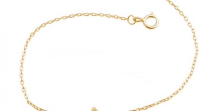 Armband Kaja 925 Sterling Silber vergoldet