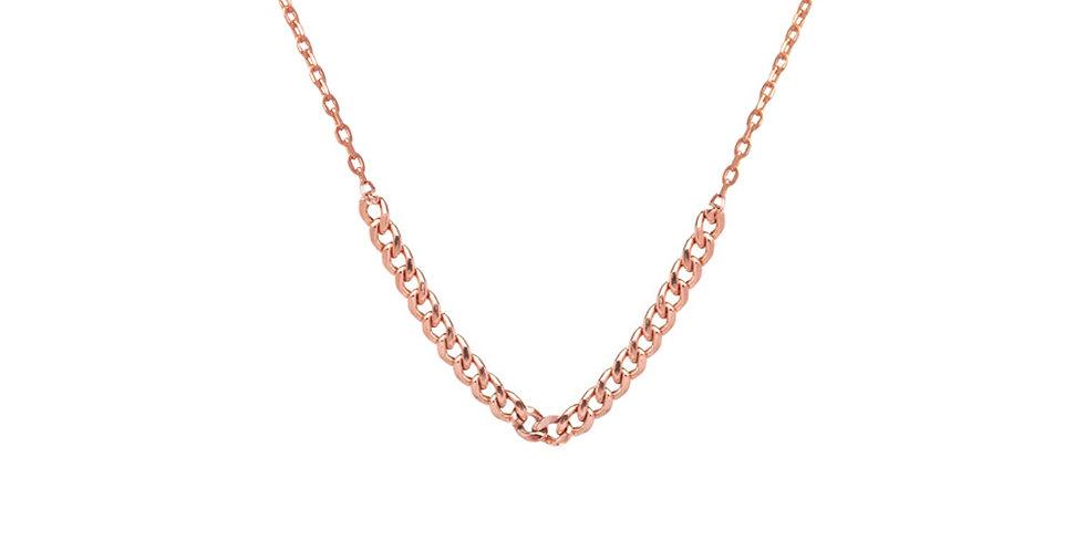 Kette Marla 925 Sterling Silber rosévergoldet