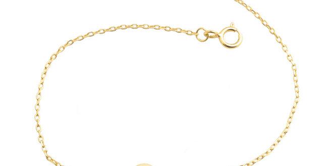 Armband Freya 925 Sterling Silber vergoldet