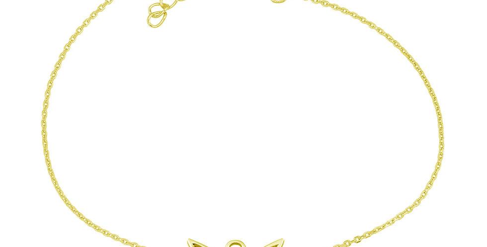 Armband Engla 925 Sterling Silber vergoldet
