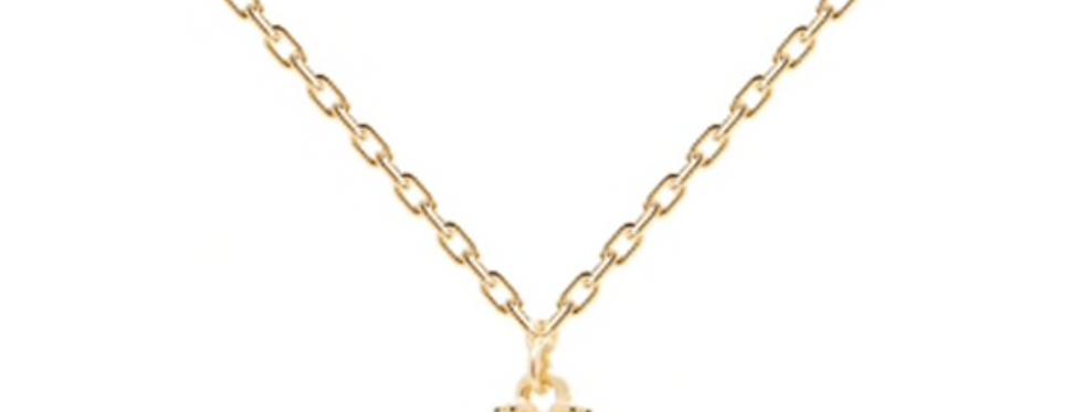 Kette Bea 925 Sterling Silber vergoldet