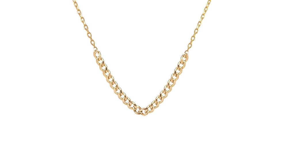 Kette Marla 925 Sterling Silber vergoldet