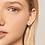 Thumbnail: Ohrstecker Kathi 925 Sterling Silber rosévergoldet