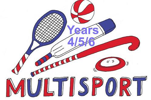 Yrs 4/5/6 Multisport June HalfTerm @OliverTambo/MHPS