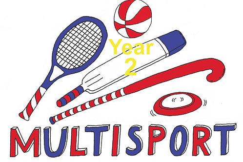 Year 2 Bubble Full Week Multisport June HalfTerm  @MHPS