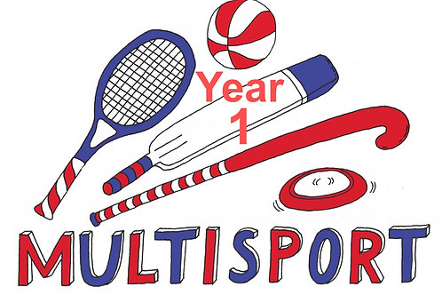 Year 1 Bubble Full week Multisport June HalfTerm  @MHPS