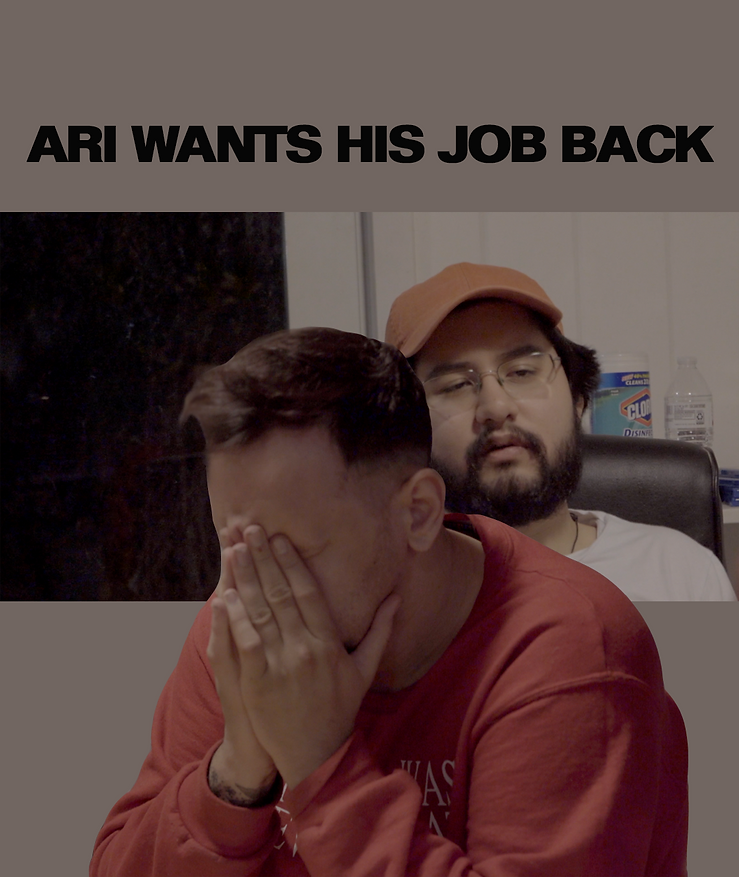 Ari want job.png