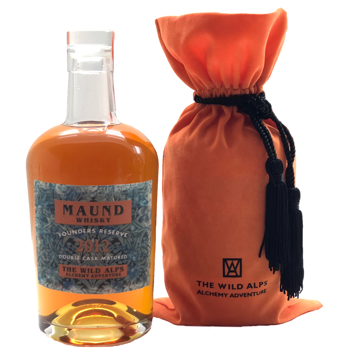 """The limited edition MAUND """"Founders Reserve 2012"""" - 390 bottles"""