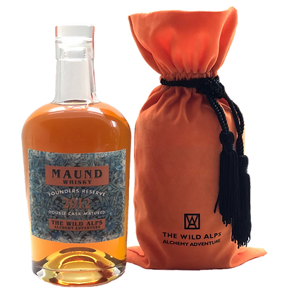 """MAUND WHISKY """"FOUNDERS RESERVE 2012"""""""