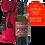 Thumbnail: MORRIS MONACO ORANGE - London Dry Gin 500ml en Sachet Velours
