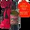 Thumbnail: MORRIS MONACO ORANGE -  London Dry Gin  500ml & Velvet Sachet
