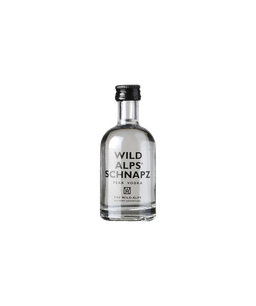 WILD ALPS SCHNAPZ - Pear Vodka 50 ml