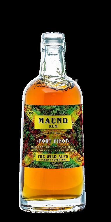 WIld ALPS MAUND RUM Port Pinot 15cm 300