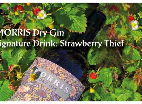 SIGNATURE DRINK – STRAWBERRY THIEF