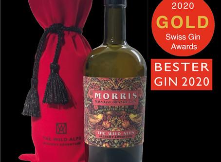 MORRIS GIN - BEST GIN 2020