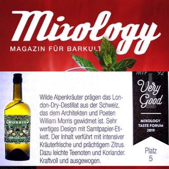 MORRIS Gin unter den Besten –     MORRIS Gin among the best