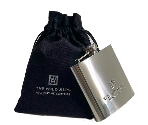 THE WILD ALPS FLASK