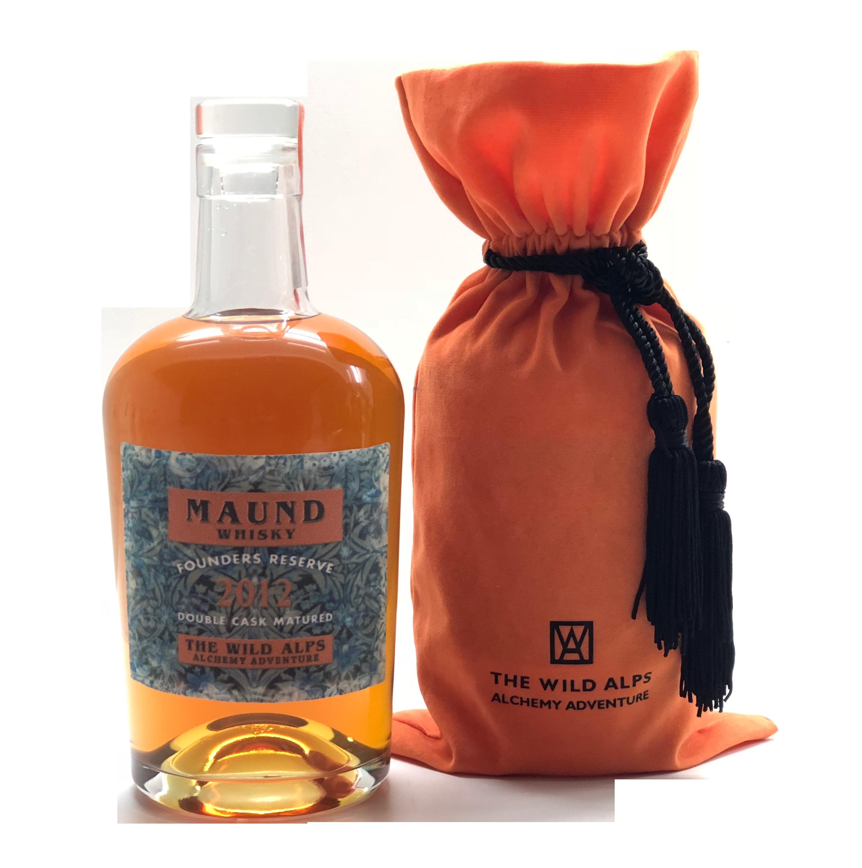 MAUND Whisky frei mit Beutel