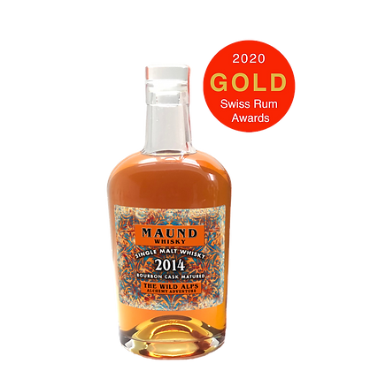 "MAUND WHISKY ""Single Malt 2014"""