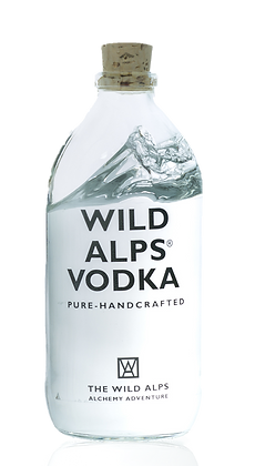 WILD ALPS VOKDA 500 ml