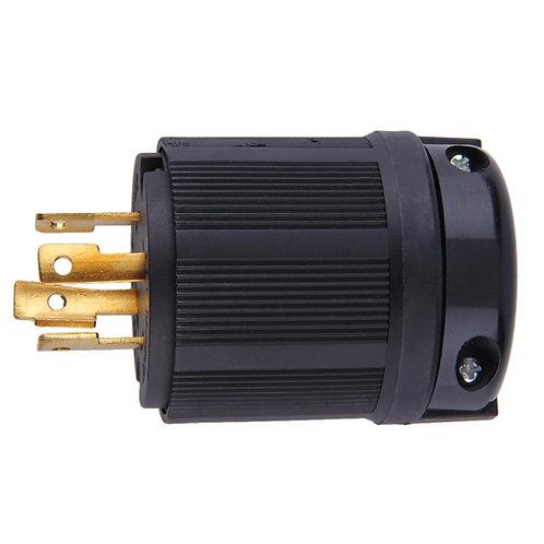 UL Listed Generator Power Locking NEMA L14-30P 30A 125-250