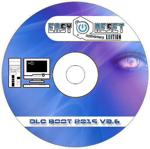 DLC Boot Live 2019 3.6 Bootable DVD Disk
