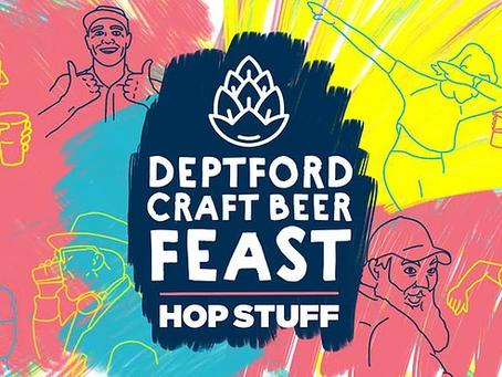 Deptford Craft Beer Feast Sun 26th