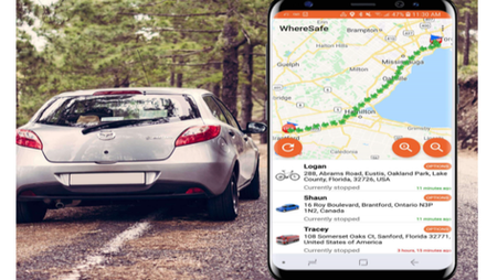 GPS Tracking and Fleet Solutions