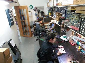 ELECTRONIC EQUIPMENT REPAIRS