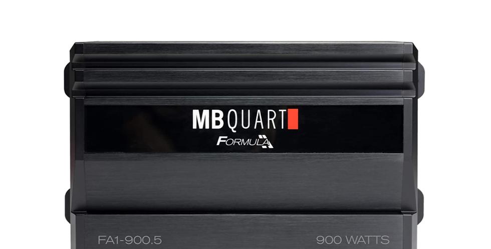 MB Quart FA1-900.5 FORMULA 900 Watt Amplifier 5 Channel Car Audio Amp