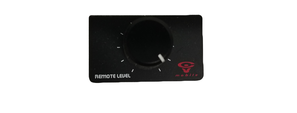 Amplifier Remote Bass Control for Select Cerwin-Vega HED Series Ampm a Product
