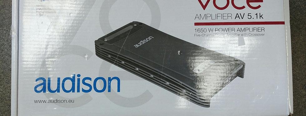 Audison AV5.1K amplifier - used