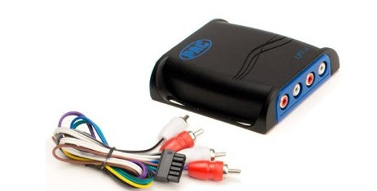 LocPRO Series 4-Channel Line Output Converter with Remote Turn-On Circuit