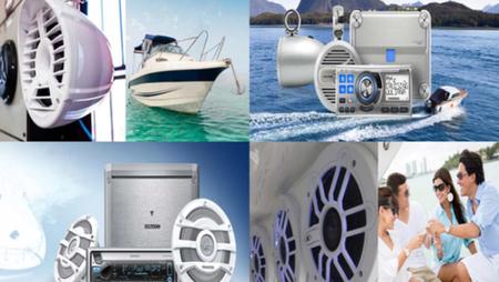 Marine Audio & Electronics
