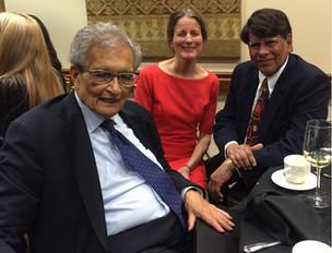 Amartya Sen- Noble Laureate