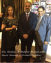 Meeting with Lord Nazer ahmed. Dr Shakila and Dr. Basheer Ahmed met with Lord Nazeer Ahmed of great